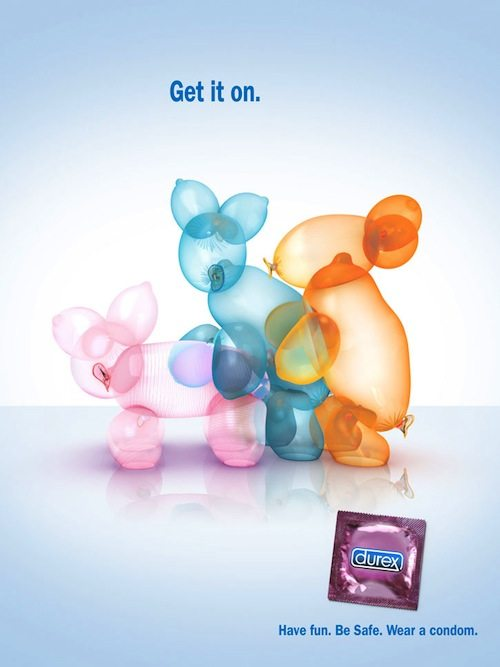 2. Durex GÇô Get it On