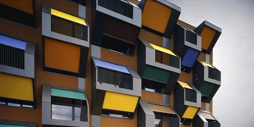 15. Honeycomb Apartments GÇô Izola, Slovenia