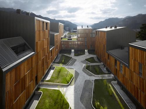 18. Vivazz, Mieres Social Housing GÇô Asturias, Spain