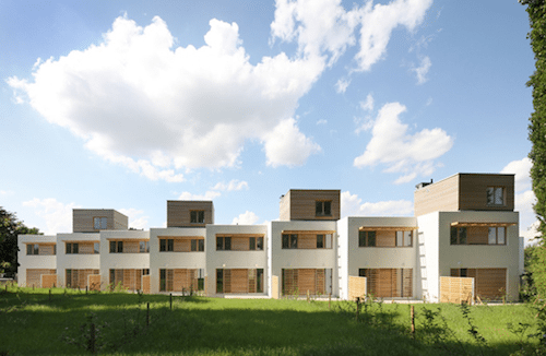 2. Sint-Agatha-Berchem Housing Project GÇô Brussels, Belgium