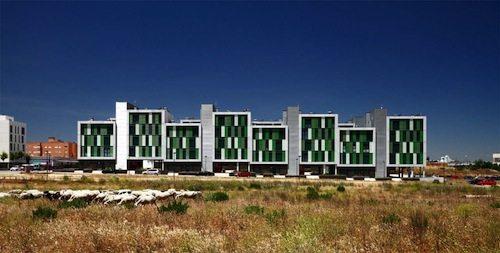 21. Social Housing In Parla GÇô Parla, Spain