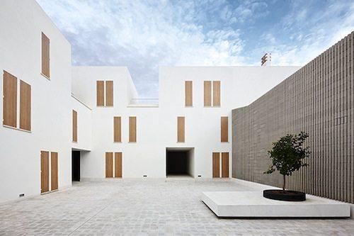 25. Sa Pobla Social Housing GÇô Mallorca, Spain