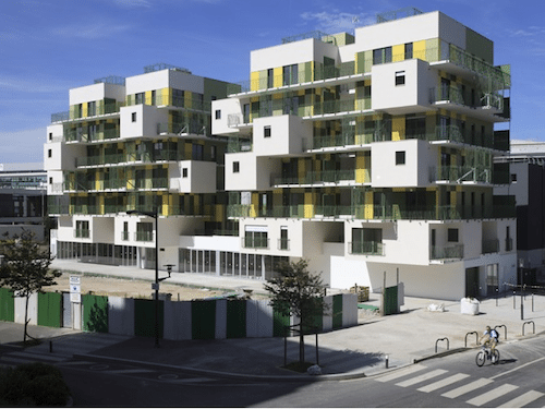 26. Les Nids GÇô Courbevoie, France