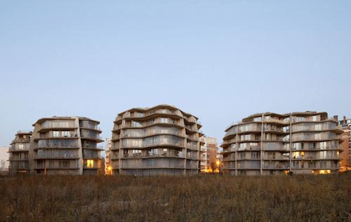 27. Harold Housing Project GÇô Paris, France