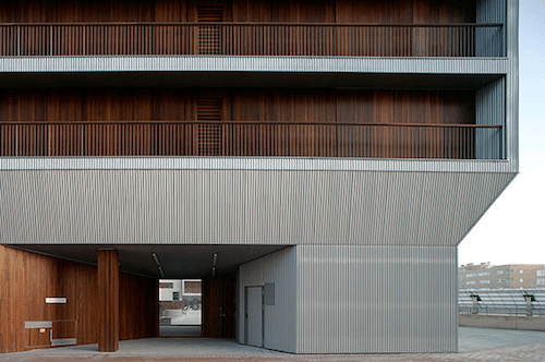 4. Zabalgana Social Housing GÇô A¦ülava, Spain