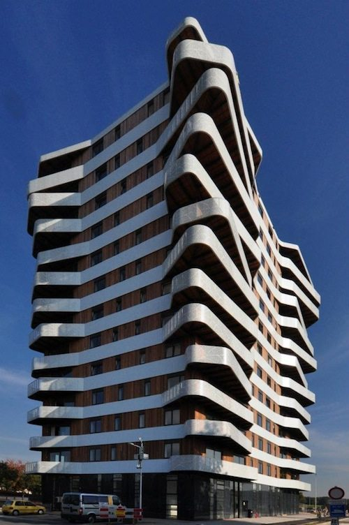 5. Hatert Housing GÇô Nijmegen, Netherlands