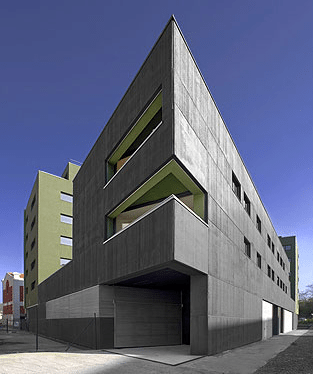 7. Pormetxeta Social Housing GÇô Baracaldo, Spain