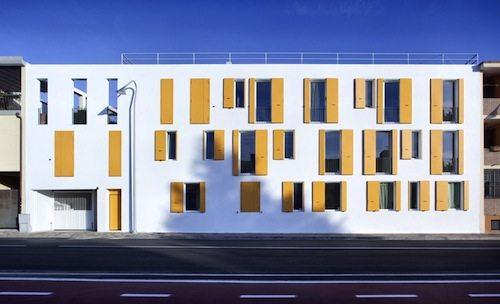 8. Elmas Social Housing GÇô Sardinia, Italy