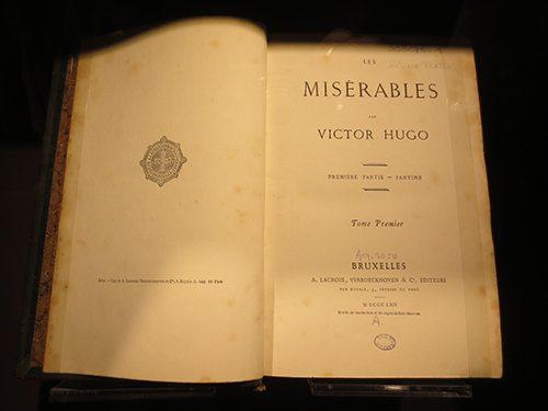 15. Les Miserables