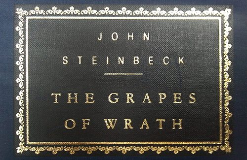 2. The Grapes of Wrath