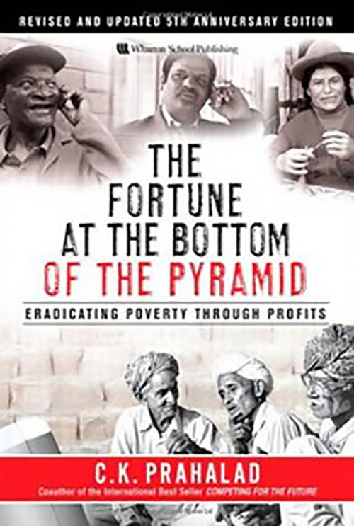 38.  Fortune at the Bottom of the Pyramid