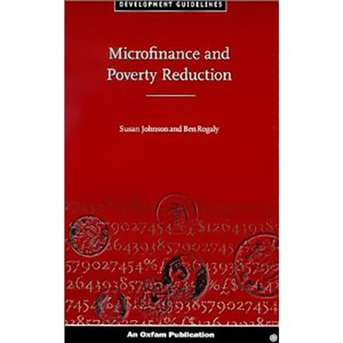 49. Microfinance and Poverty Reduction