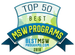 50 Best MSW Programs 2018