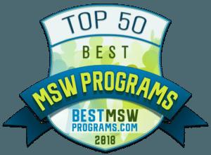 50 Best MSW Programs 2018