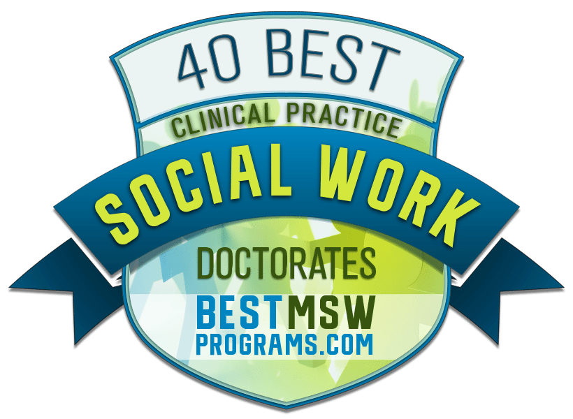 40 Best Clinical Practice Doctorates For Social Work Best Msw Programs